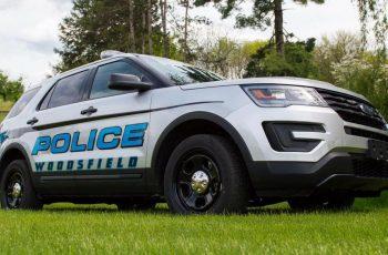 Woodsfield police car photo